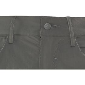 Bergans Moa Pantalones Mujer, solid charcoal/solid grey
